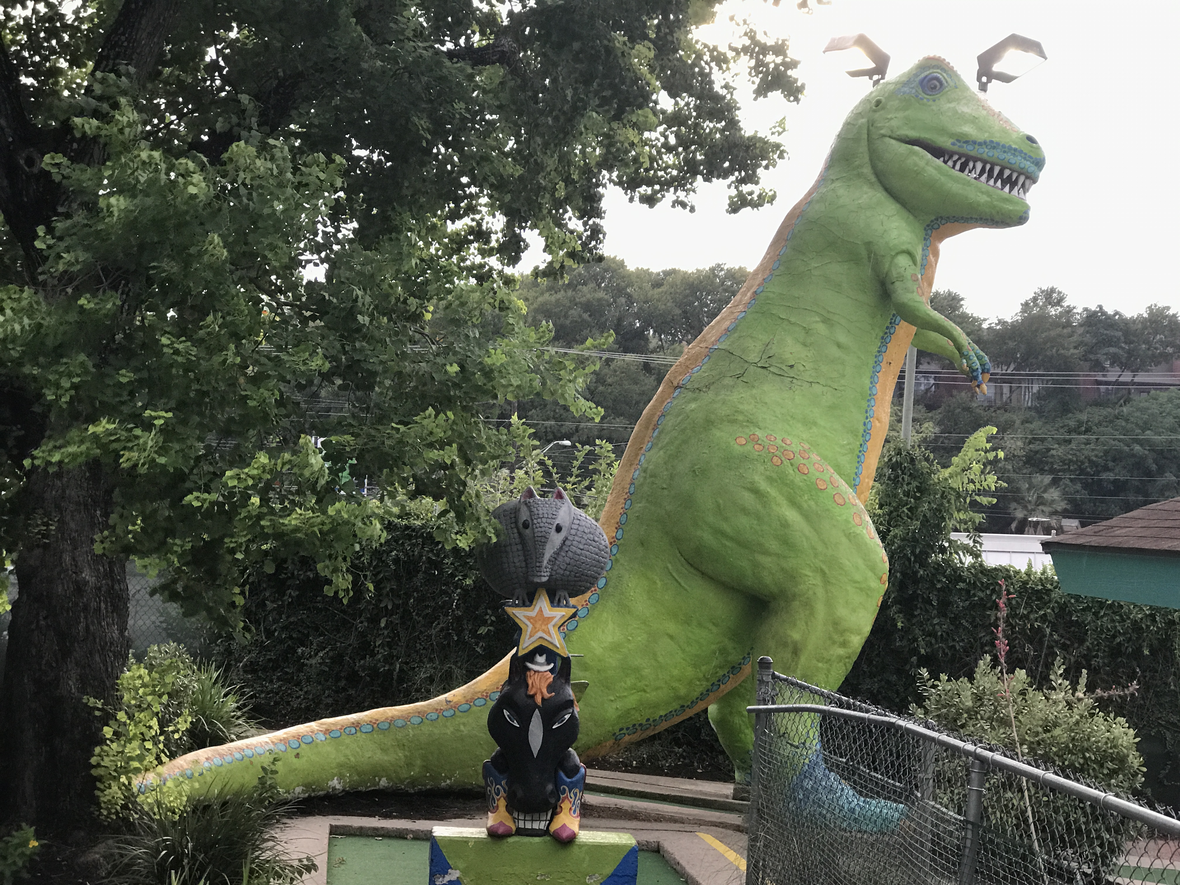 Peter Pan Mini Golf An Austin Tradition Since 1948